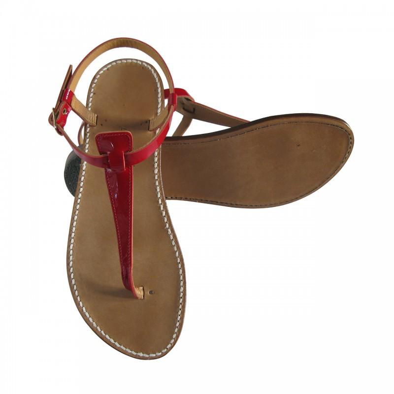 Salomé Patent Leather