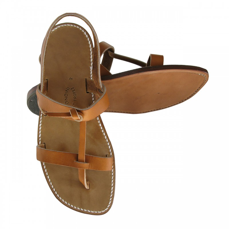 Saint-Pierre Double Tanned Leather